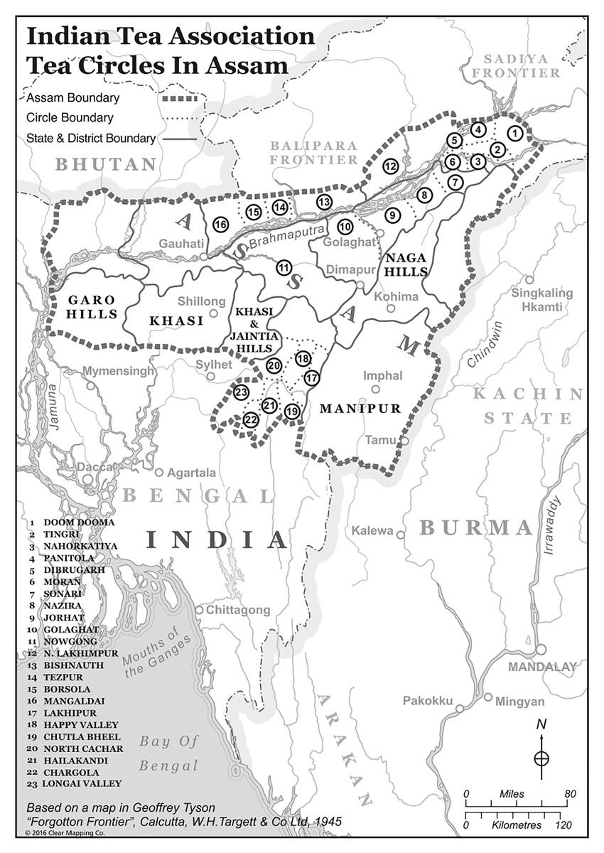 Burma Maps for publication