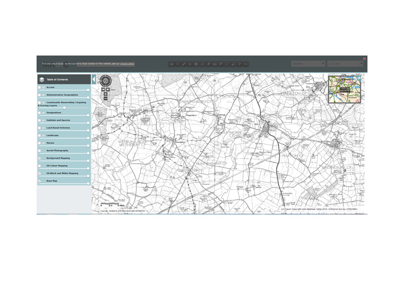 Magic Map screenshot