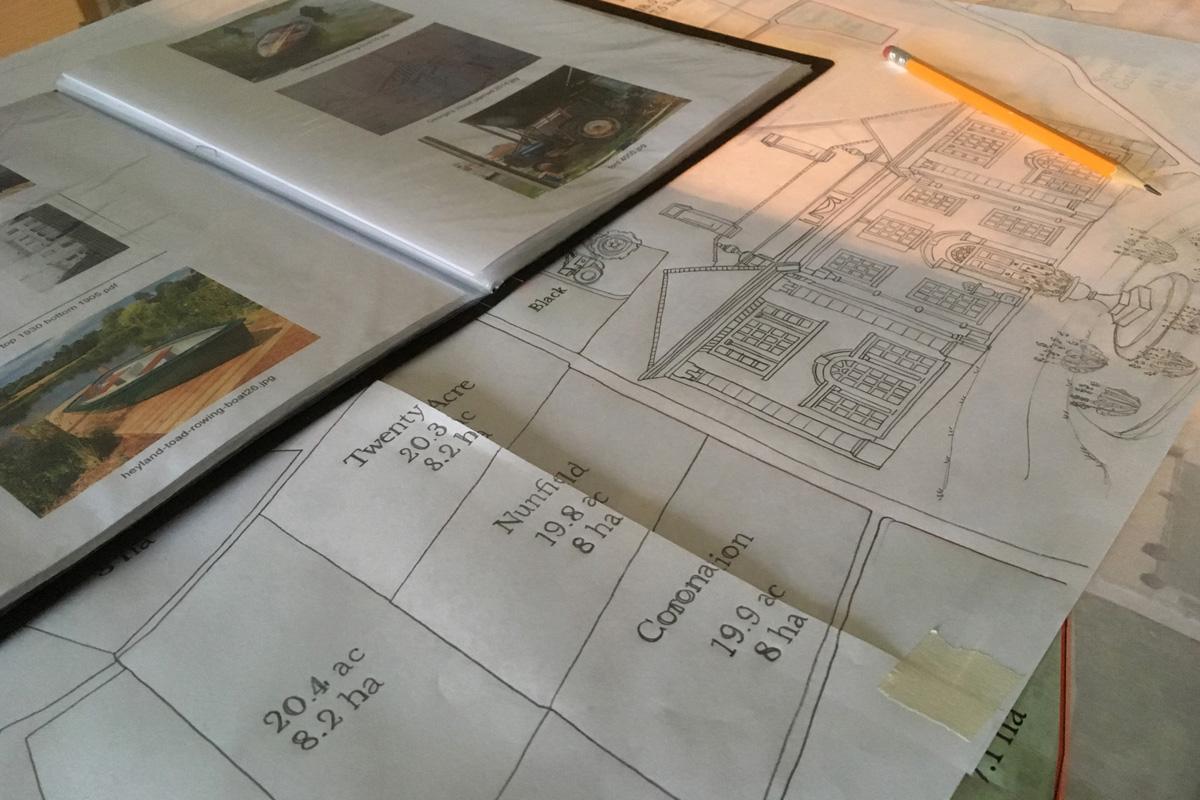 Research for Rudge Estate