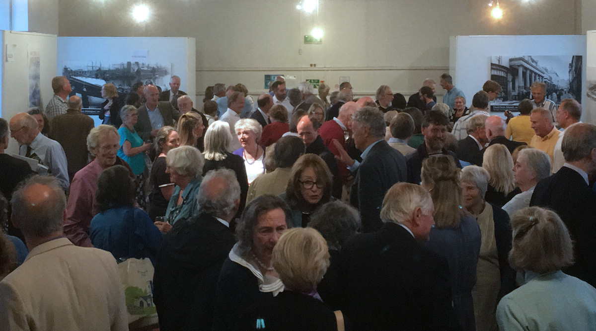 Book launch of On the Brink by Charles Fox